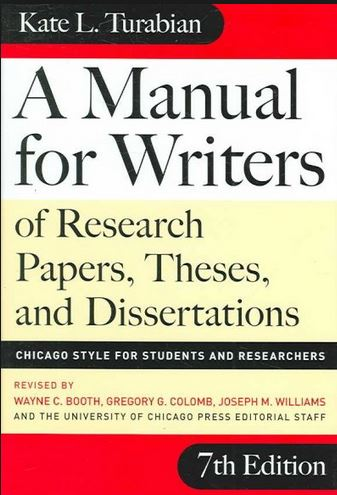 writing style for research papers